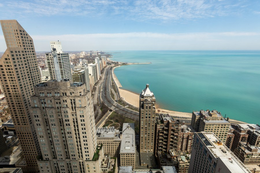 Real Estate Photography - 175 E. DELAWARE Place, Unit 4503, Chicago, IL, 60611 - Lake View