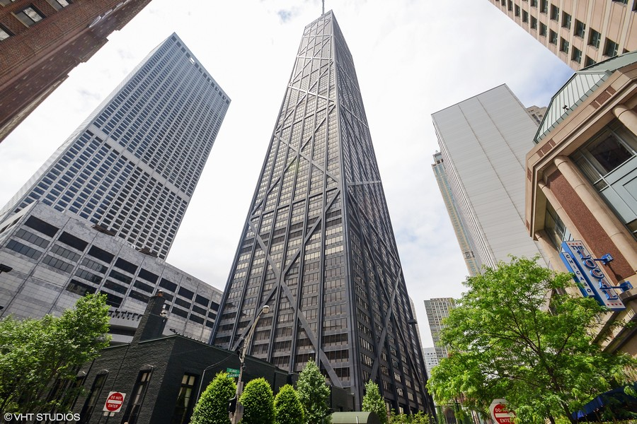 Real Estate Photography - 175 E. DELAWARE Place, Unit 4503, Chicago, IL, 60611 - Front View