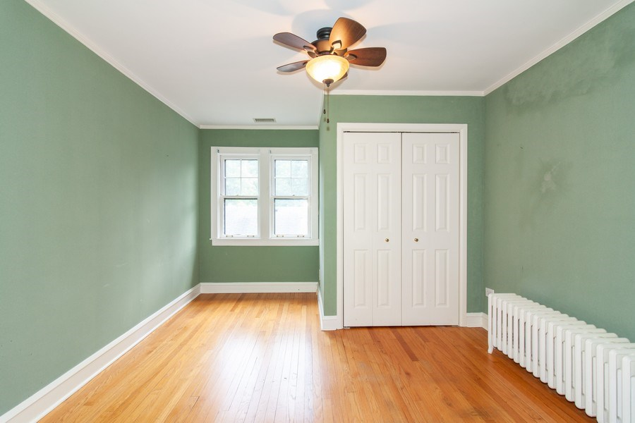 Real Estate Photography - 344 S. Edgewood Avenue, La Grange, IL, 60525 - 3rd Bedroom