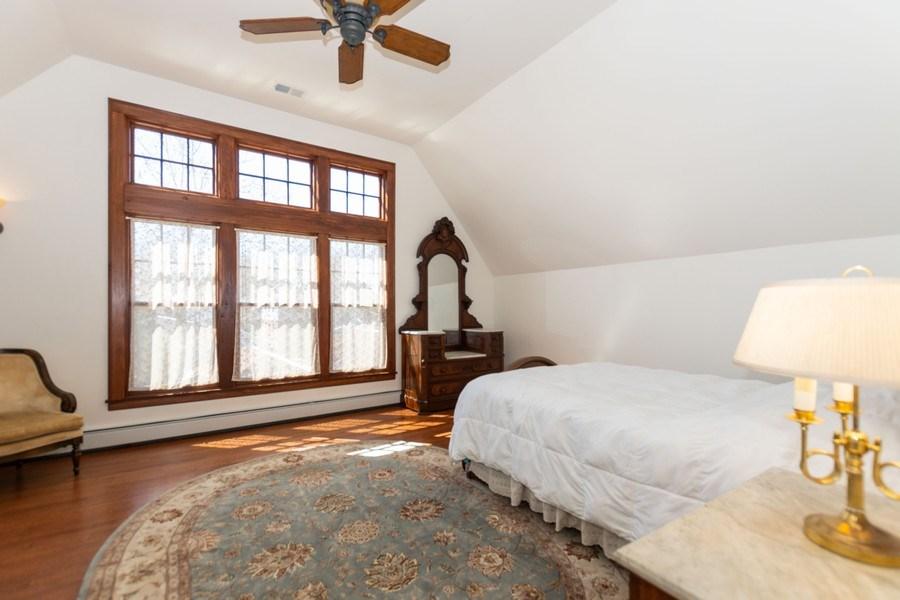 Real Estate Photography - 344 S. Edgewood Avenue, La Grange, IL, 60525 - Master Bedroom