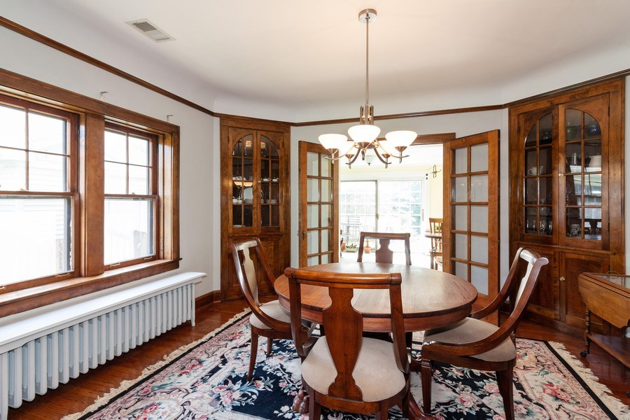 Real Estate Photography - 344 S. Edgewood Avenue, La Grange, IL, 60525 - Dining Area