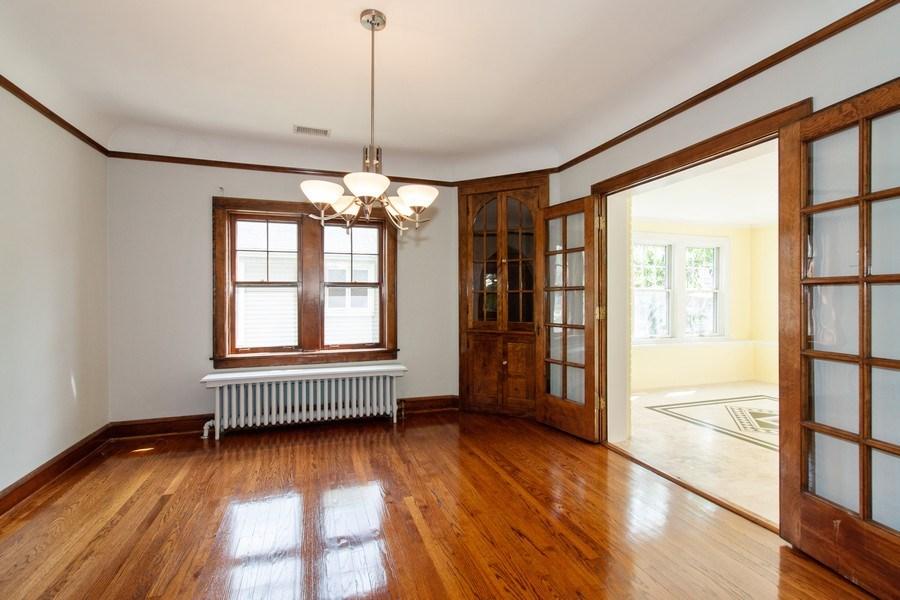 Real Estate Photography - 344 S. Edgewood Avenue, La Grange, IL, 60525 - Dining Area 2