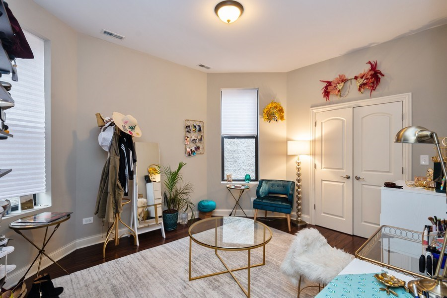 Real Estate Photography - 1312 N. Claremont Avenue, Chicago, IL, 60622 - Bedroom