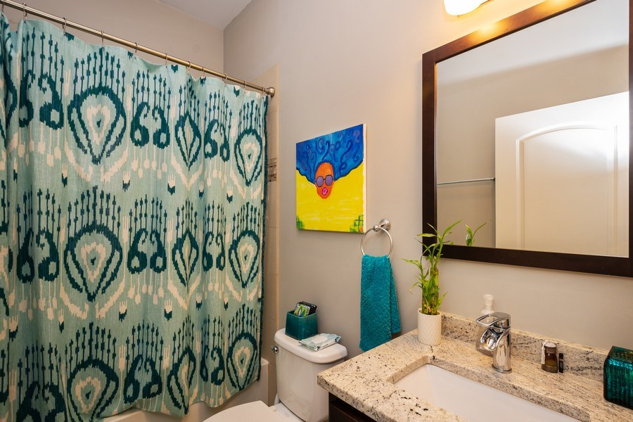 Real Estate Photography - 1312 N. Claremont Avenue, Chicago, IL, 60622 - Bathroom