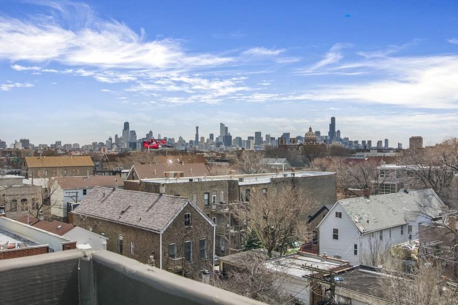 Real Estate Photography - 2125 N. DAMEN Avenue, Unit 4, Chicago, IL, 60647 - View
