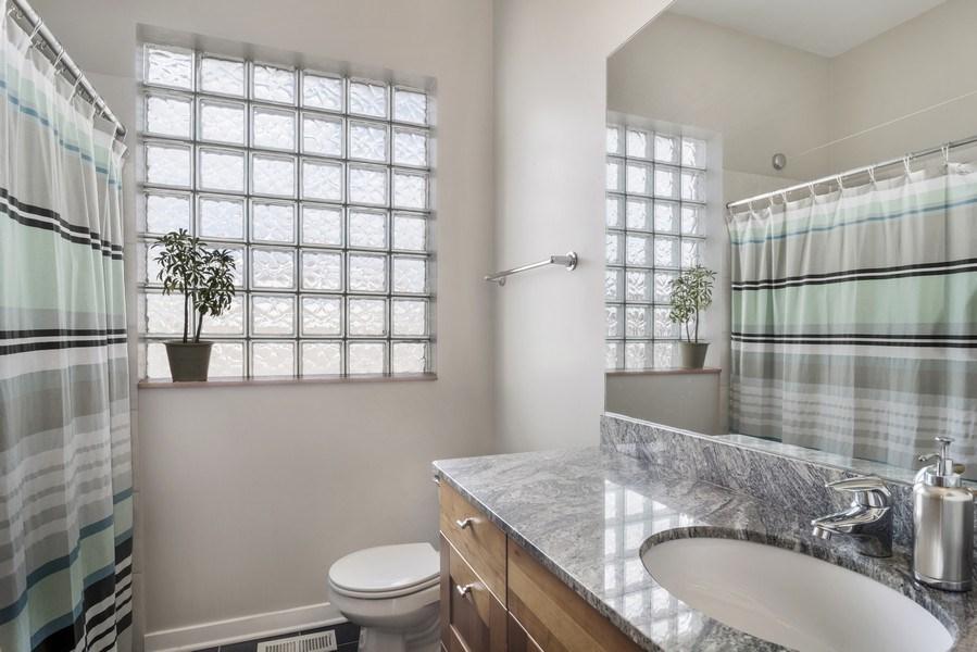 Real Estate Photography - 2125 N. DAMEN Avenue, Unit 4, Chicago, IL, 60647 - Bathroom