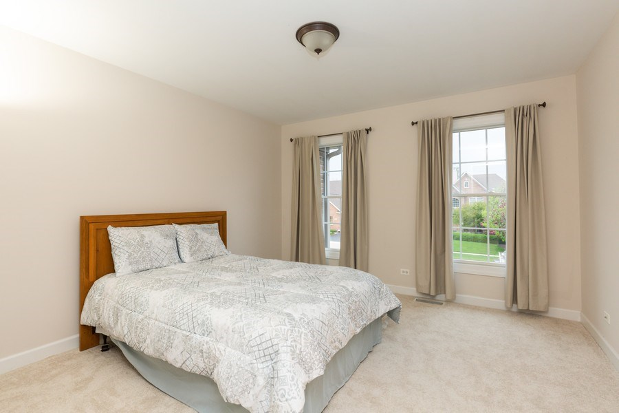 Real Estate Photography - 1711 Stone Ridge Lane, Algonquin, IL, 60102 - 2nd Bedroom