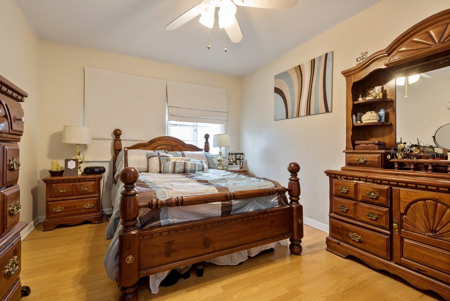 Real Estate Photography - 529 Kin Court, Wilmette, IL, 60091 - 3rd Bedroom
