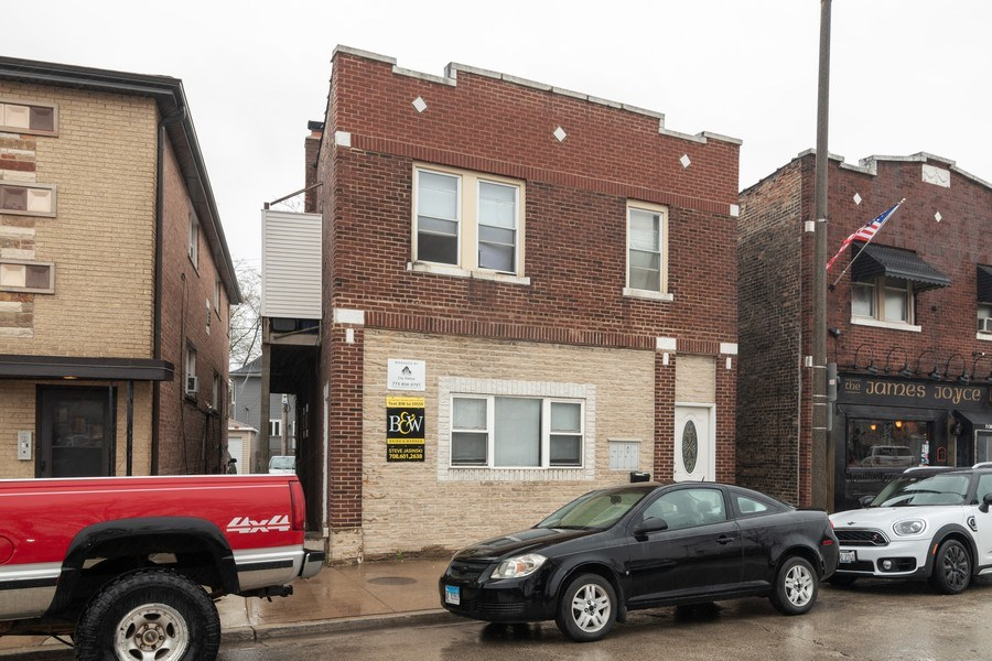 Real Estate Photography - 7136 Windsor Avenue, Berwyn, IL, 60402 - Side View
