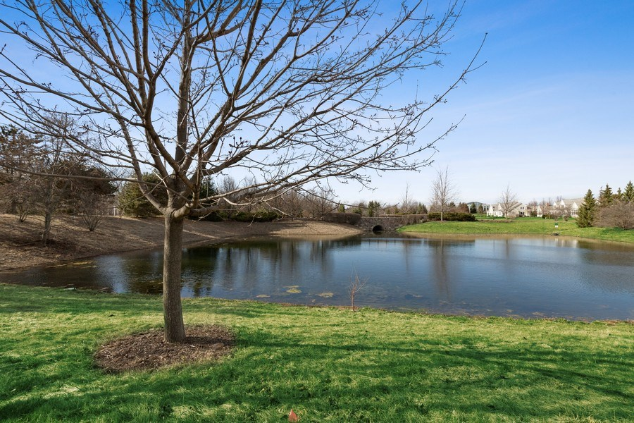 Real Estate Photography - 1770 W. Newport Court, Lake Forest, IL, 60045 - View