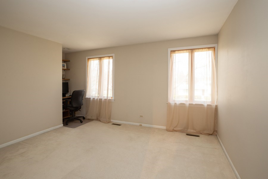 Real Estate Photography - 115 N. HARVARD Avenue, Arlington Heights, IL, 60005 - 3rd Bedroom