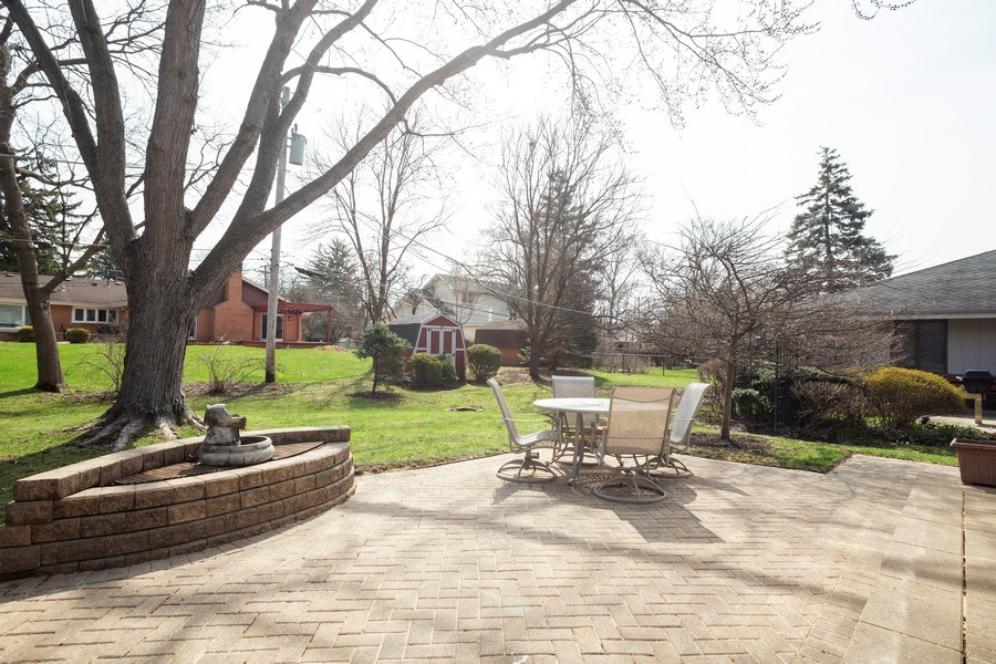 Real Estate Photography - 115 N. HARVARD Avenue, Arlington Heights, IL, 60005 - Back Yard