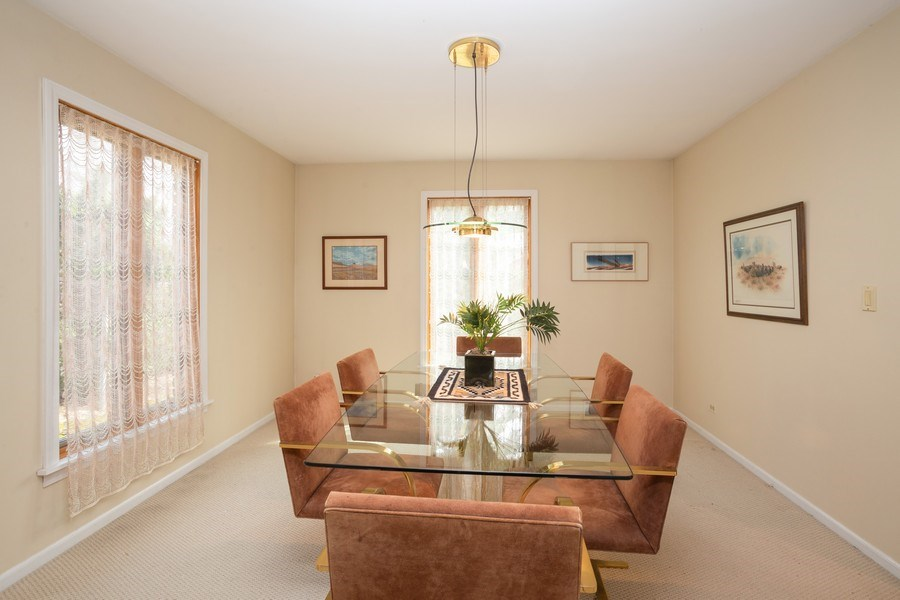Real Estate Photography - 115 N. HARVARD Avenue, Arlington Heights, IL, 60005 - Dining Room