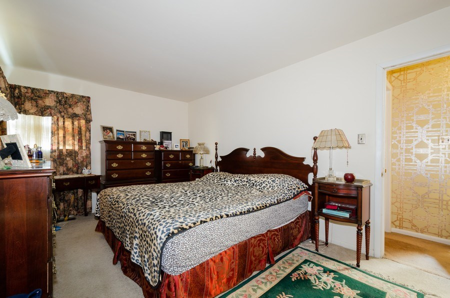 Real Estate Photography - 7632 Maple Street, Morton Grove, IL, 60053 - 2nd Bedroom