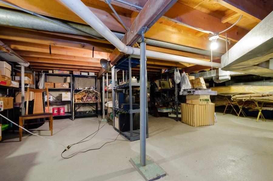 Real Estate Photography - 7632 Maple Street, Morton Grove, IL, 60053 - Bonus Room