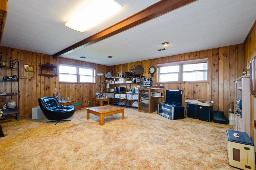 Real Estate Photography - 7632 Maple Street, Morton Grove, IL, 60053 - Recreational Room