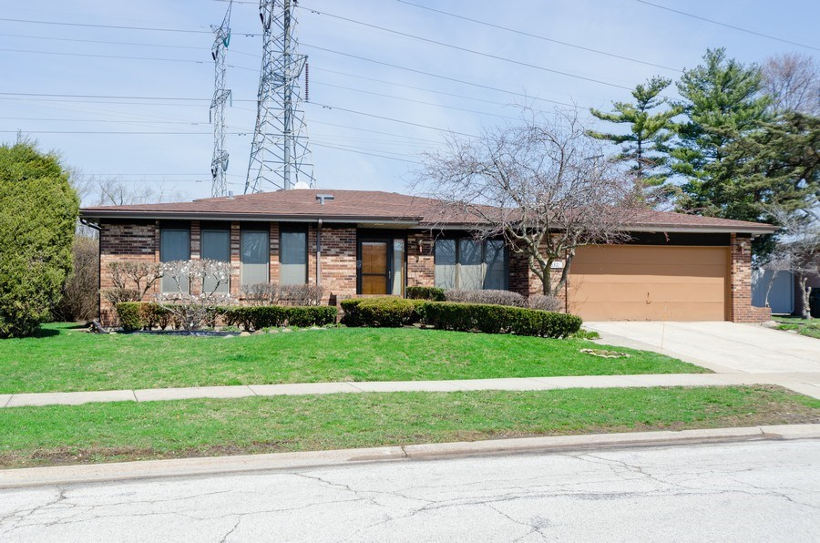 Real Estate Photography - 7632 Maple Street, Morton Grove, IL, 60053 - Front View