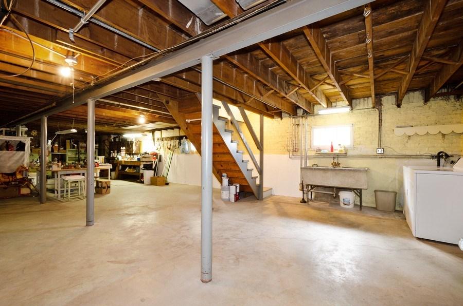Real Estate Photography - 6132 N. Karlov Avenue, Chicago, IL, 60646 - Basement