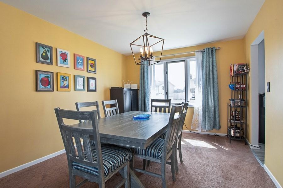 Real Estate Photography - 15332 Paddock Lane, Homer Glen, IL, 60491 - Dining Room