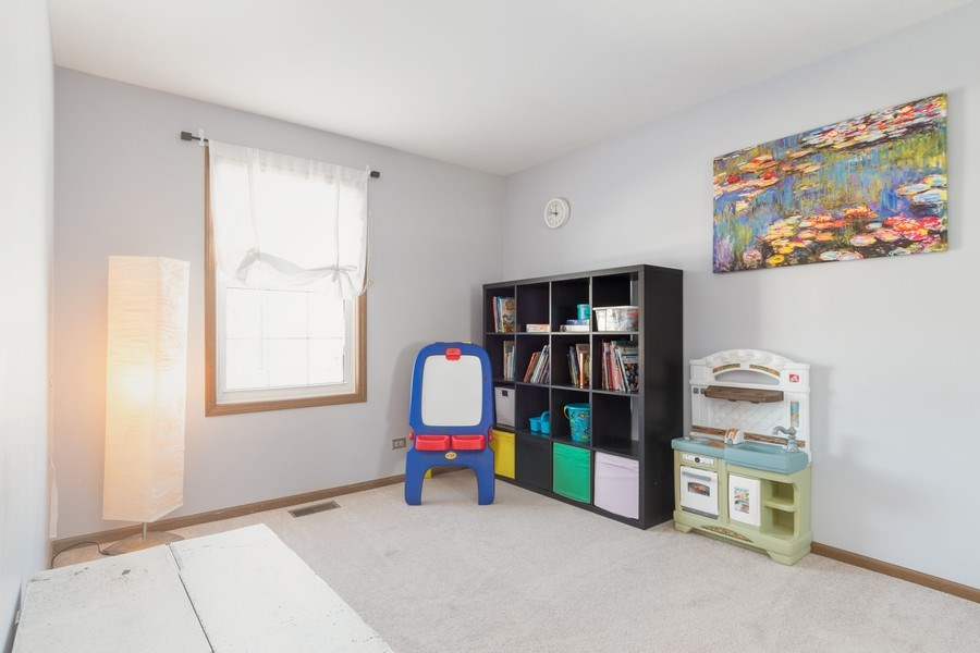 Real Estate Photography - 2730 Leyland Lane, Aurora, IL, 60504 - 3rd Bedroom
