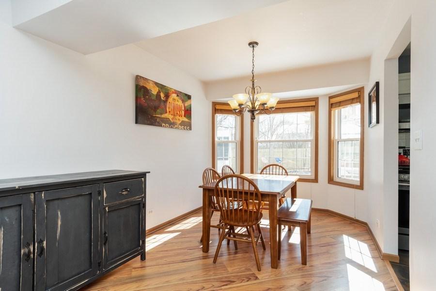 Real Estate Photography - 2730 Leyland Lane, Aurora, IL, 60504 - Dining Room