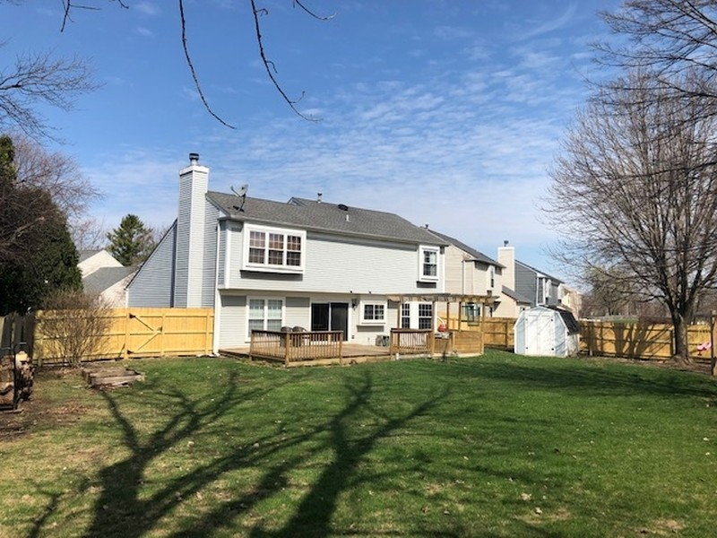Real Estate Photography - 2730 Leyland Lane, Aurora, IL, 60504 -