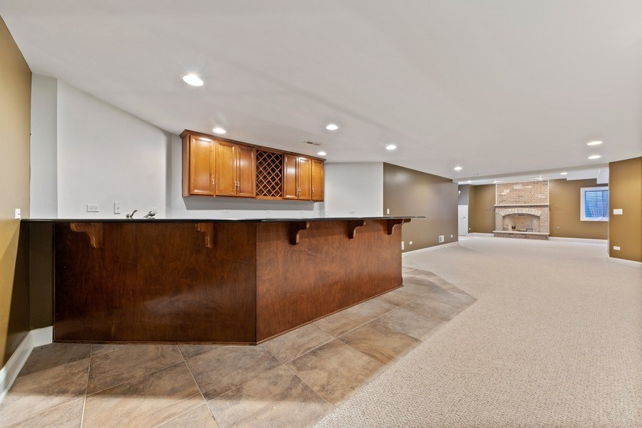 Real Estate Photography - 6816 Quincy, Willowbrook, IL, 60527 - Basement