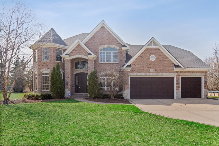 Real Estate Photography - 6816 Quincy, Willowbrook, IL, 60527 - Front View