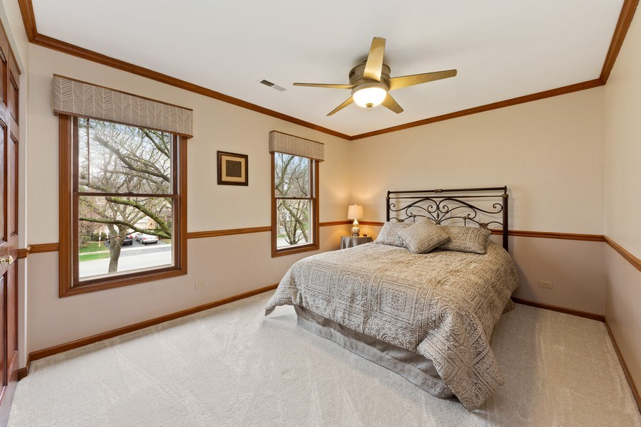 Real Estate Photography - 4017 Mitchell Drive, Arlington Heights, IL, 60004 - 3rd Bedroom