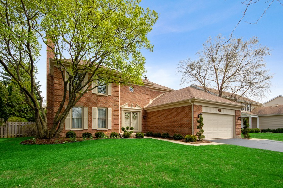 Real Estate Photography - 4017 Mitchell Drive, Arlington Heights, IL, 60004 - Front View