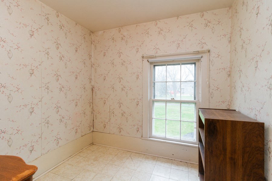 Real Estate Photography - 117 N. White Street, Frankfort, IL, 60423 - 3rd Bedroom