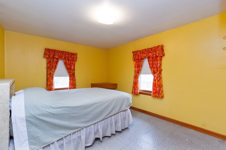 Real Estate Photography - 117 N. White Street, Frankfort, IL, 60423 - Bedroom