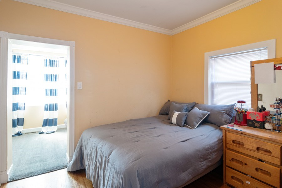 Real Estate Photography - 2902 N. Newcastle Avenue, Chicago, IL, 60634 - 2nd Bedroom