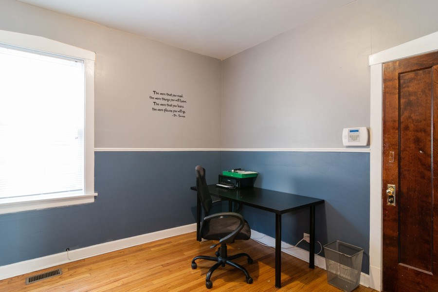 Real Estate Photography - 2902 N. Newcastle Avenue, Chicago, IL, 60634 - 3rd Bedroom