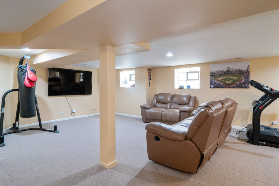 Real Estate Photography - 2902 N. Newcastle Avenue, Chicago, IL, 60634 - Basement