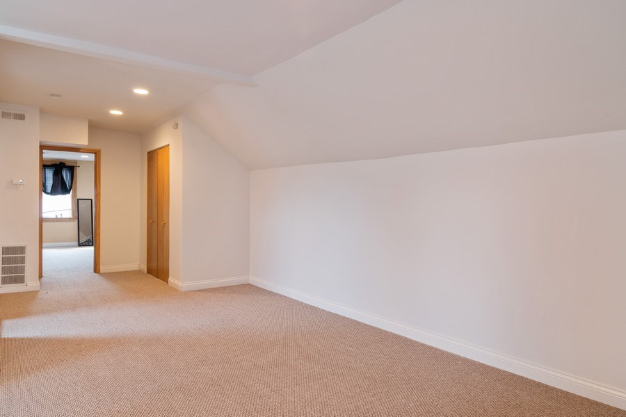 Real Estate Photography - 2902 N. Newcastle Avenue, Chicago, IL, 60634 - Family Room