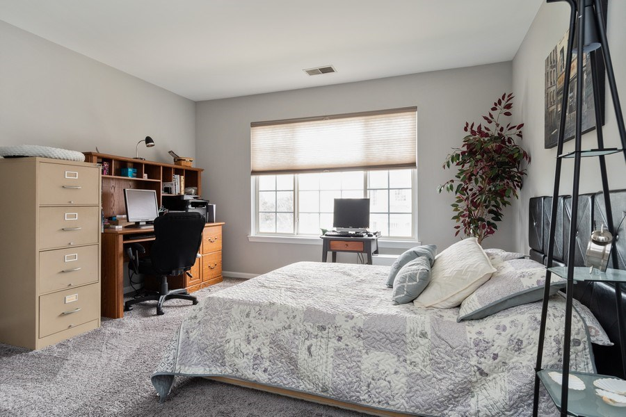 Real Estate Photography - 2214 Daybreak Drive, Aurora, IL, 60503 - 2nd Bedroom