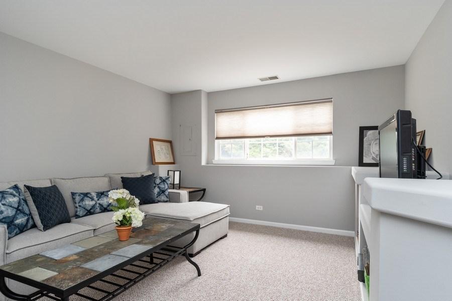 Real Estate Photography - 2214 Daybreak Drive, Aurora, IL, 60503 - Lower Level