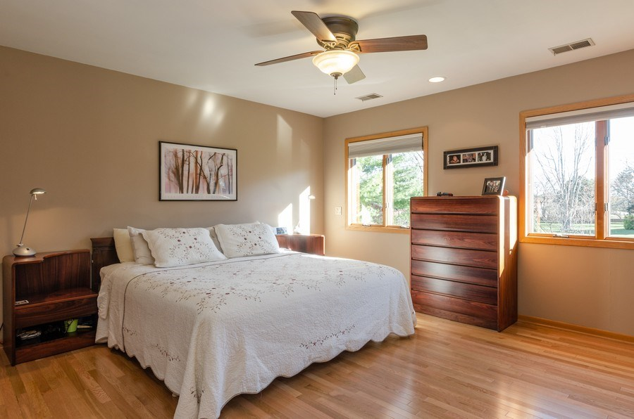 Real Estate Photography - 18N579 Field Ct, Dundee, IL, 60118 - Master Bedroom