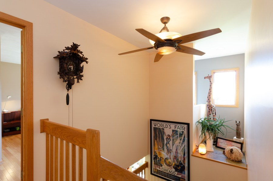 Real Estate Photography - 18N579 Field Ct, Dundee, IL, 60118 - Staircase