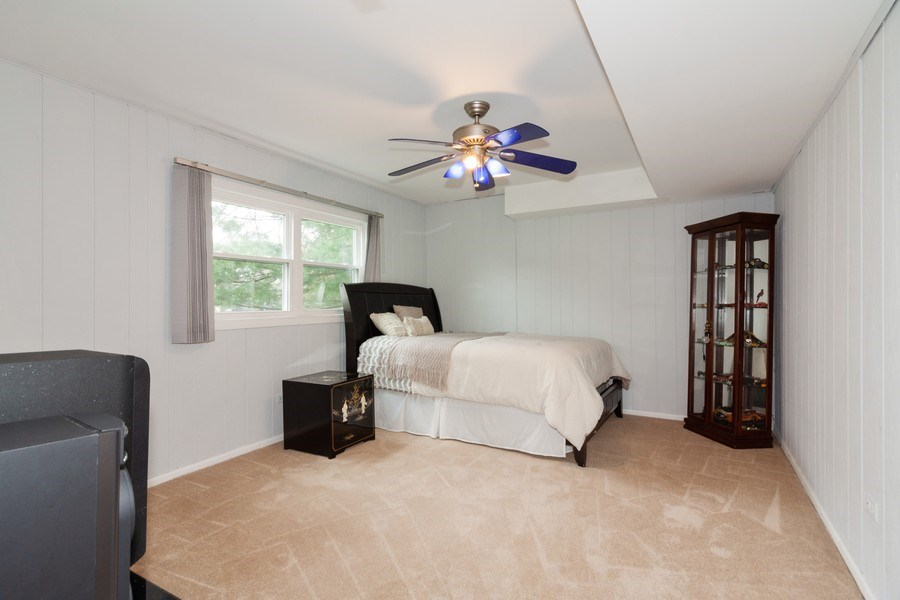 Real Estate Photography - 10S225 Kaye Ln, Willowbrook, IL, 60527 - Bedroom