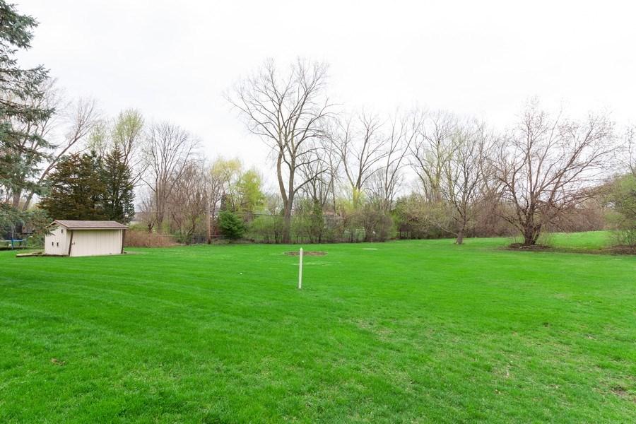 Real Estate Photography - 10S225 Kaye Ln, Willowbrook, IL, 60527 - Back Yard