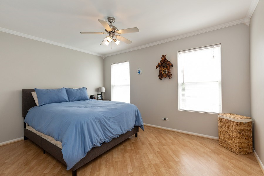 Real Estate Photography - 2801 HILLSBORO Lane, Lake In The Hills, IL, 60156 - 3rd Bedroom