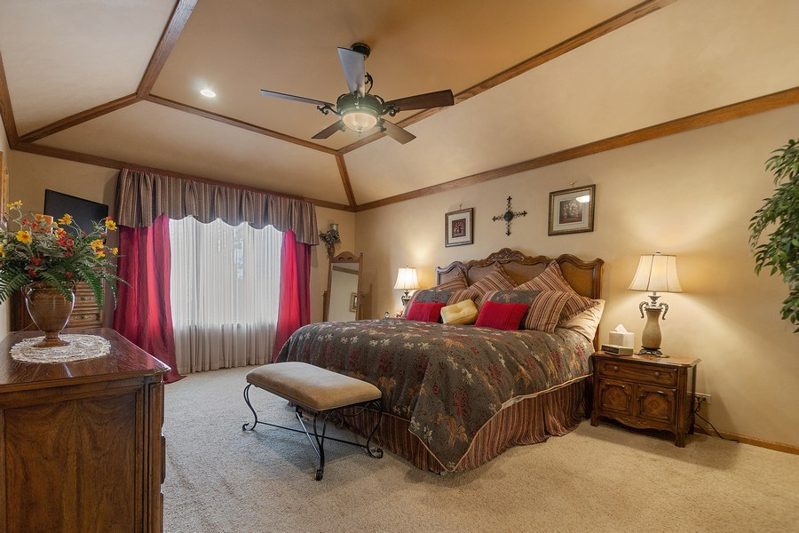 Real Estate Photography - 108 Andover Drive, Prospect Heights, IL, 60070 - Master Bedroom