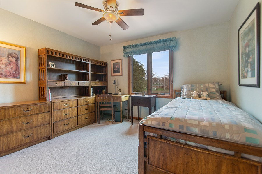 Real Estate Photography - 108 Andover Drive, Prospect Heights, IL, 60070 - Bedroom 4
