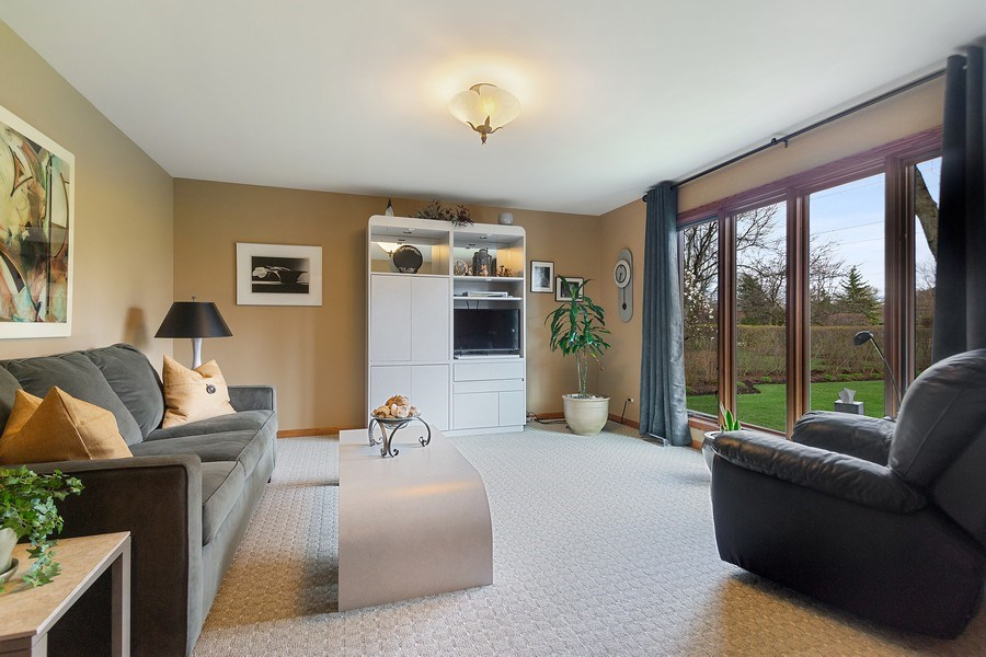 Real Estate Photography - 108 Andover Drive, Prospect Heights, IL, 60070 - Den or Main Level Fifth Bedroom