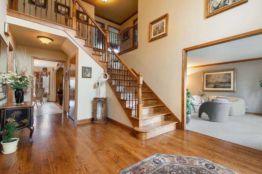 Real Estate Photography - 108 Andover Drive, Prospect Heights, IL, 60070 - Foyer