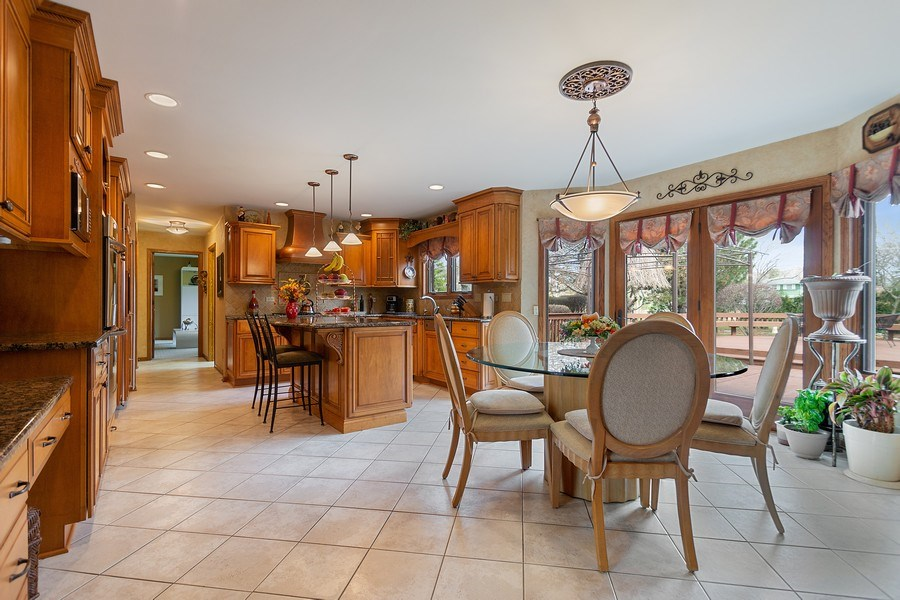 Real Estate Photography - 108 Andover Drive, Prospect Heights, IL, 60070 - Kitchen