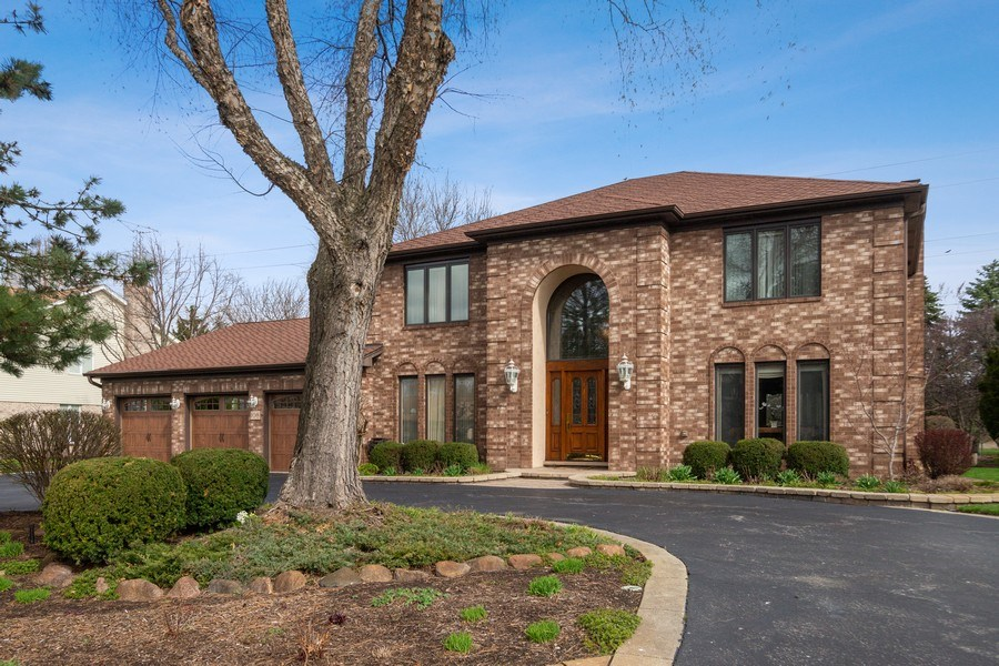 Real Estate Photography - 108 Andover Drive, Prospect Heights, IL, 60070 - Front View