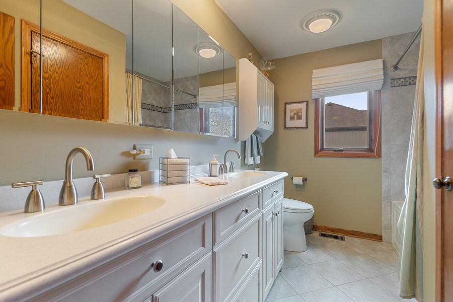 Real Estate Photography - 108 Andover Drive, Prospect Heights, IL, 60070 - Bathroom